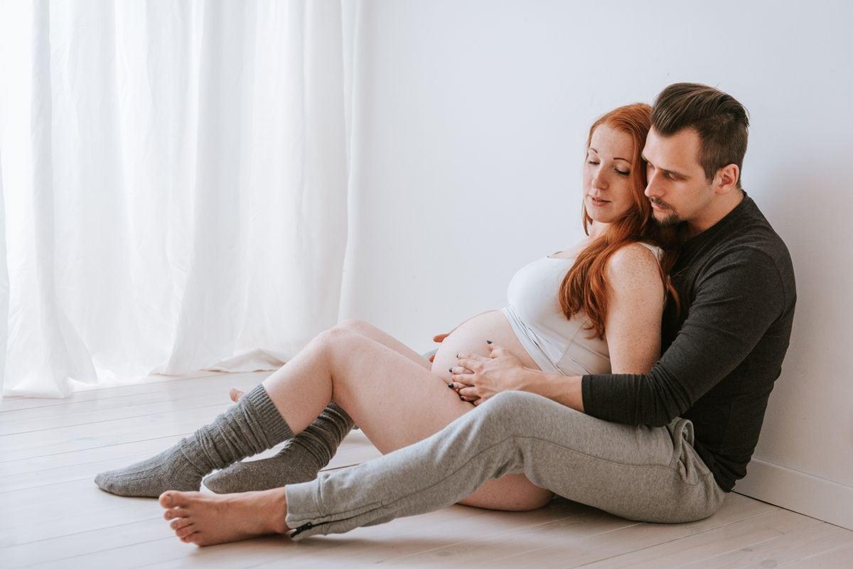 Ciążowa sesja w krakowie