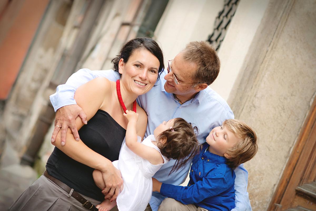 Sesje rodzinne portfolio