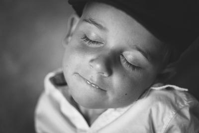fotografia portretowa dziecka