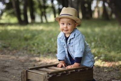 plener fotograficzny dziecka