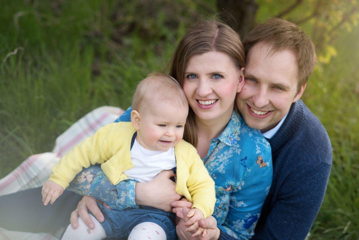 Kiedy wykonać rodzinna sesje plenerową?