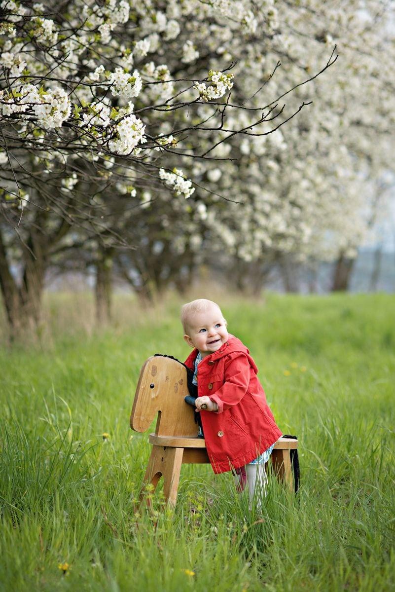 Dziecięca fotografia plener