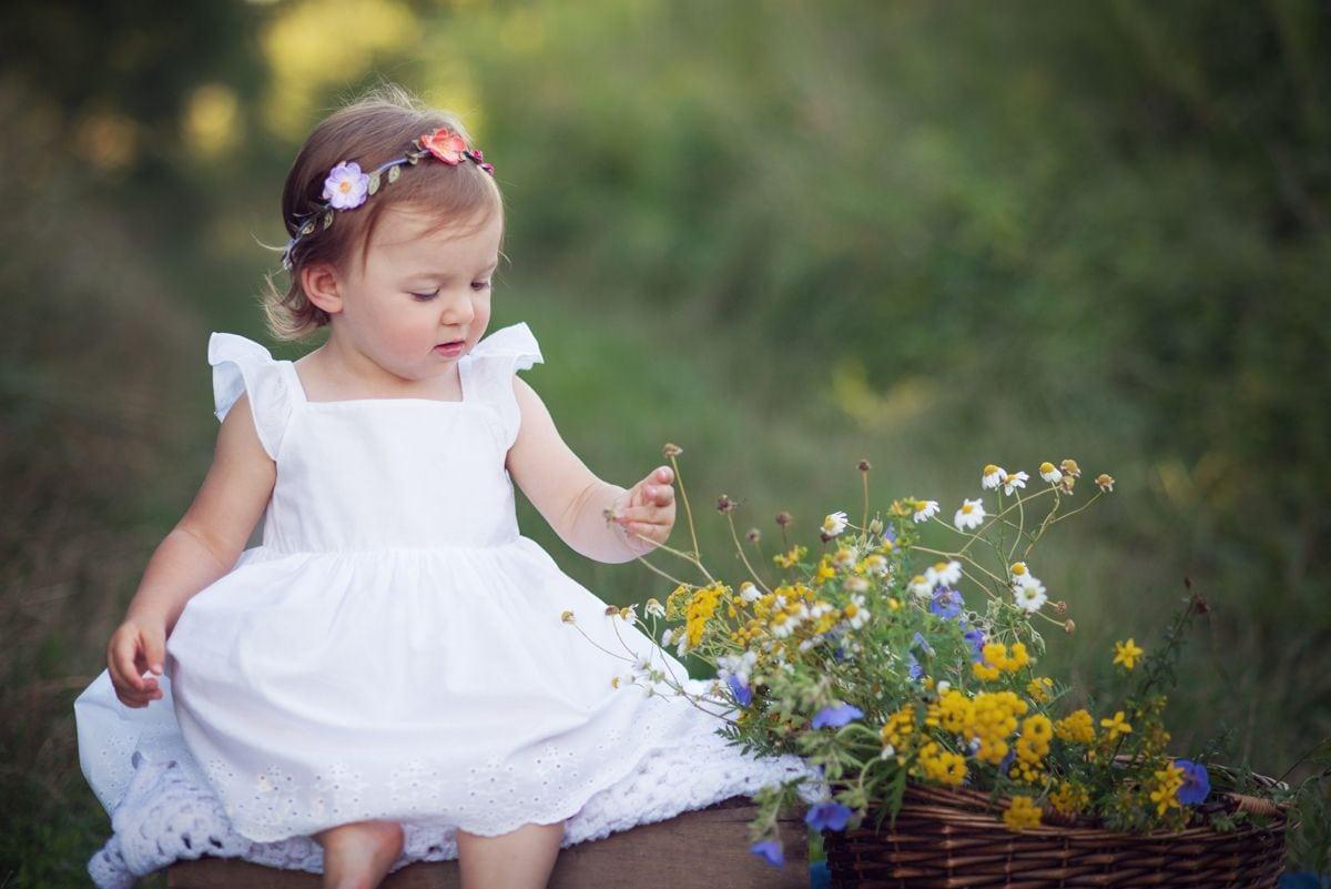 fotografia dziecięca plenerowo