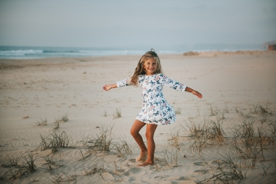 fotografie z wakacji sesja dziecięca