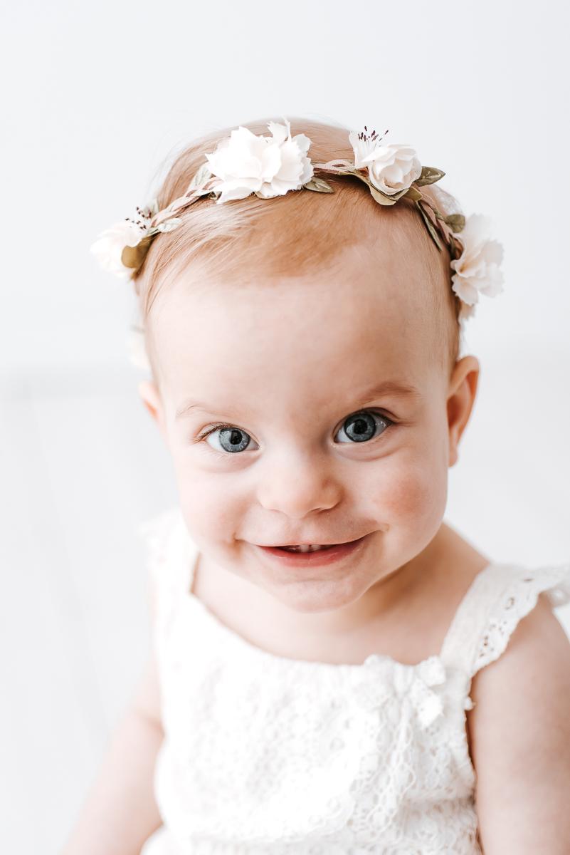 Zdjęcie niemowlęcia lifestyle