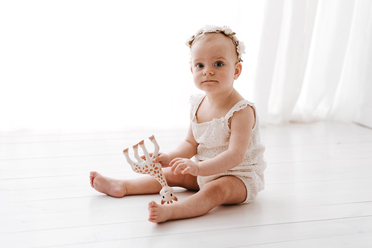 Fotografia niemowlęcia w krakowskim studio