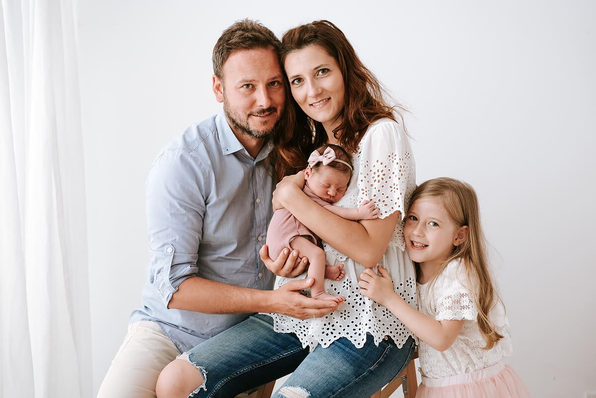 Anna Janowska sesja noworodkowa