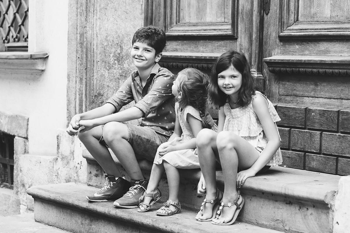 Sesja dzieci w plenerze