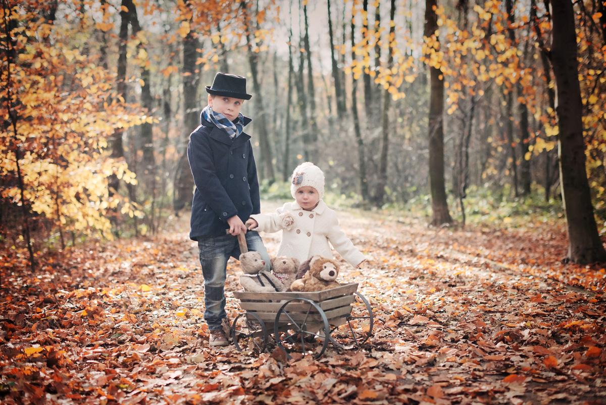 Jesień w obiektywie fotografa