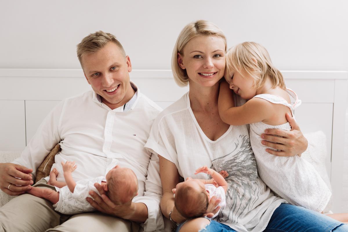 Profesjonalna fotografia rodzinna